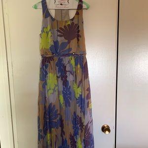 Jessica Simpson ankle length dress
